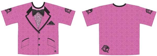 pink tuxedo mockup