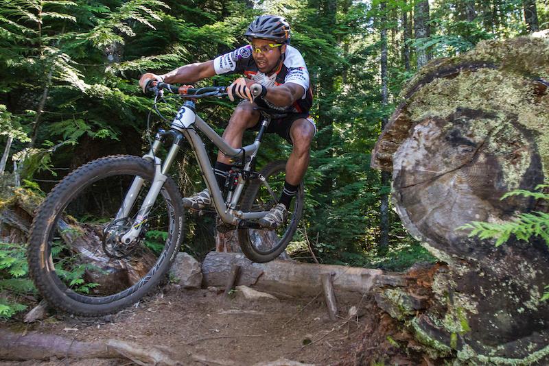 2012 Oregon Enduro Seris Race #3: Hood River