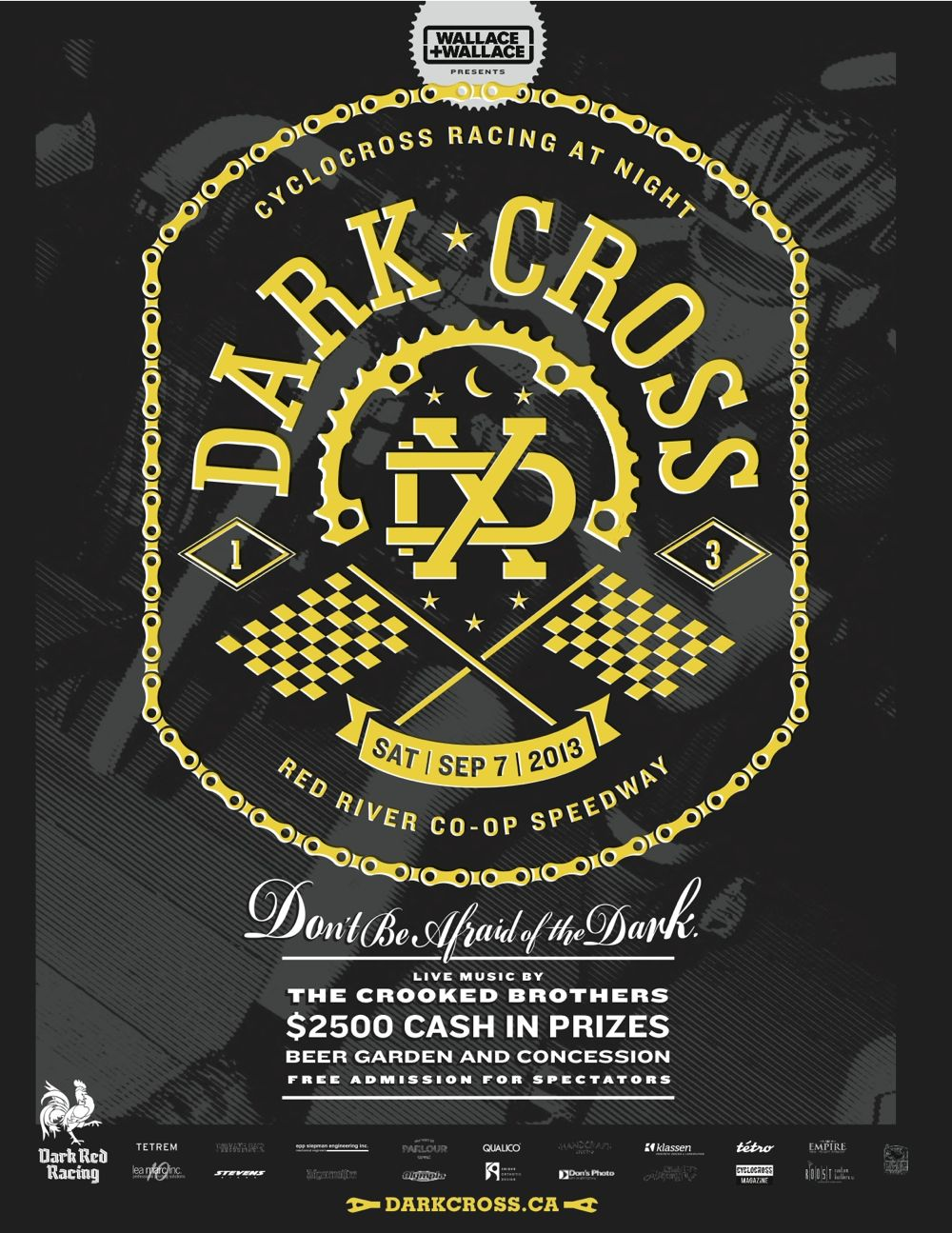 DDR_Dark Cross Poster_8.5x11_2013_01