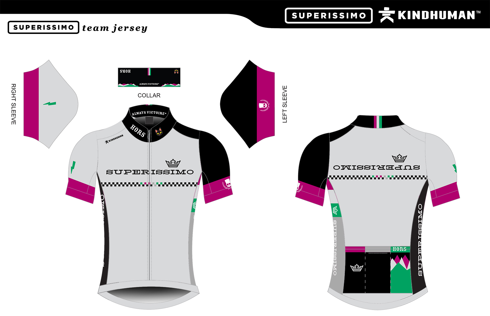 AAE Short Sleeve Cycling Jersey