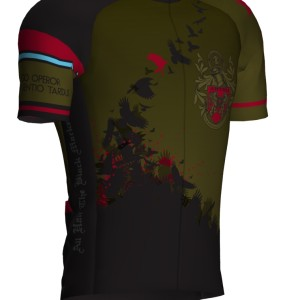 2015 All Hail The Black Market jersey