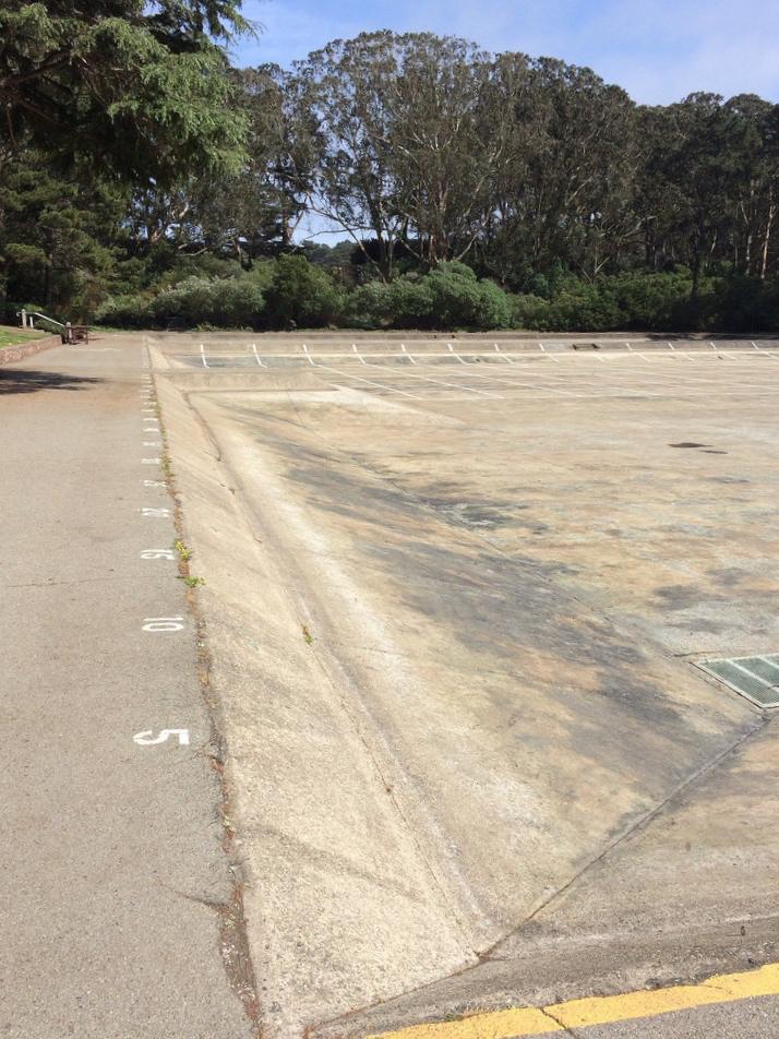 casting ponds empty