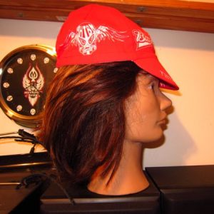 Red Lucho Cap