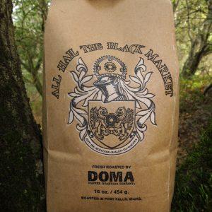 Doma/AHTBM coffee.