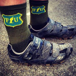 D.O.A. Socks (Sm/Med)