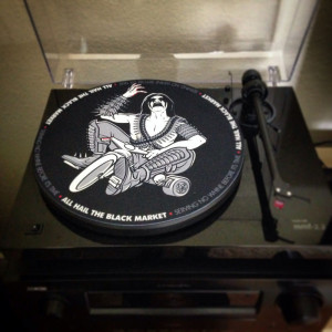 AHTBM Turntable mat