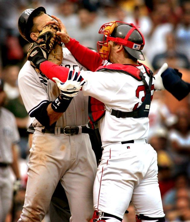 Yankees Vs. Red Sox