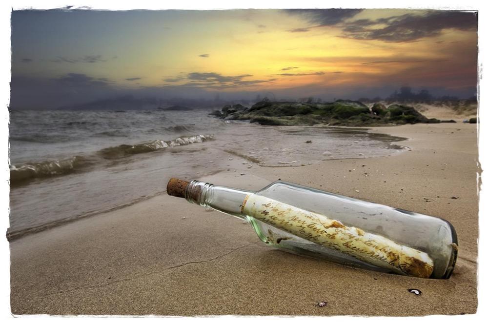 message in a bottle (1)