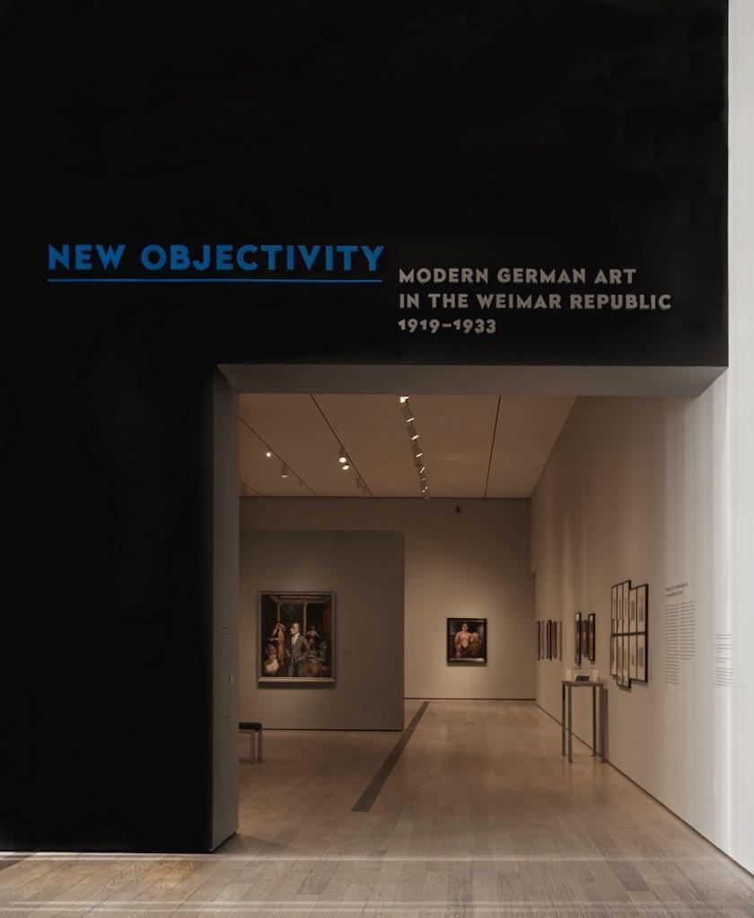 New Objectivity (1)