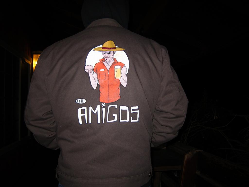 amigos jacket