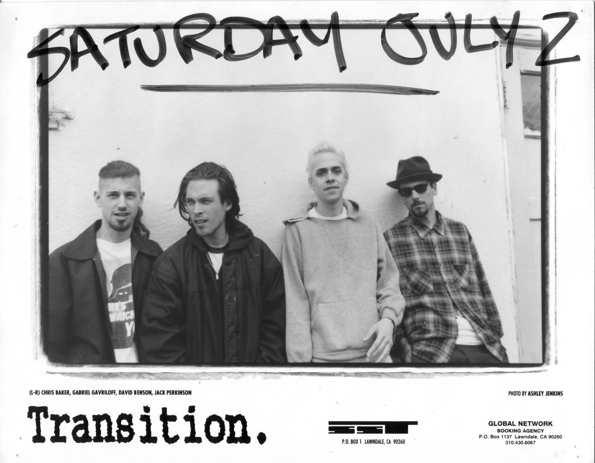 TransitionSST