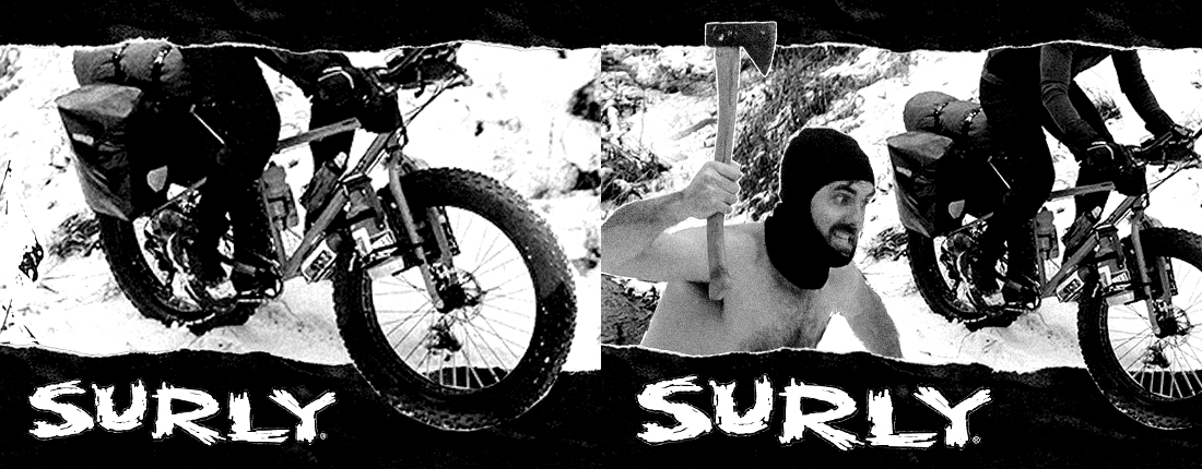 Surly advertisement